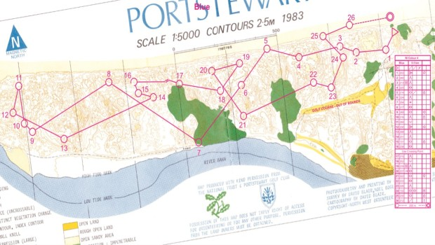 Portstewart Blue 1983